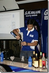 GSM Blueniversity Mixology Seminar 10