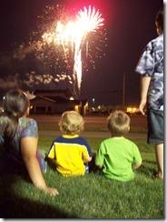 Albertville Fireworks