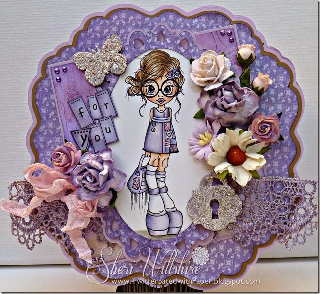 LDRS - Vintage Violet