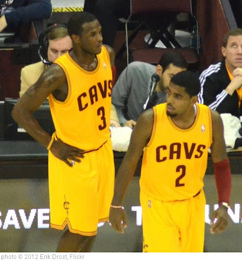 'Kyrie Irving and Dion Waiters' photo (c) 2012, Erik Drost - license: http://creativecommons.org/licenses/by/2.0/