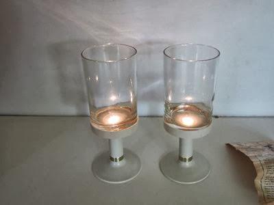 Glow goblets by David Douglas
