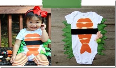 hacer  disfraz con body de bebe (5)