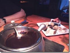 melting pot dessert