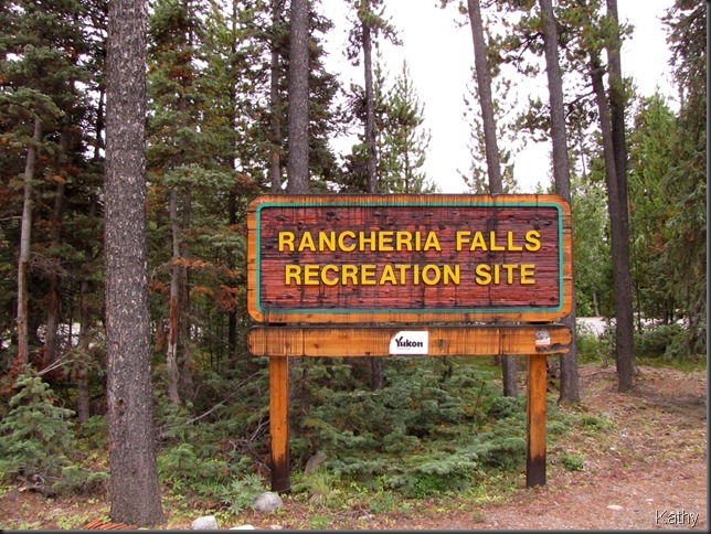 Rancheria Falls Rec. Site