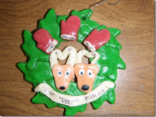 How to make your own keepsake personalized ornaments