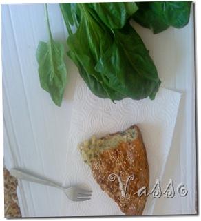 laka i lagana pita sa spinatom i sirom bez kora6