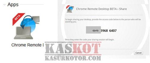 Chrome Remote Desktop, Remote Access ke Komputer Lain Lewat Google Chrome