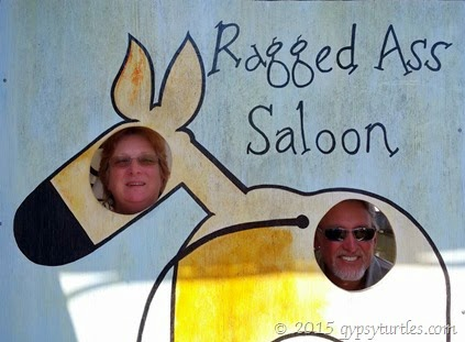 Ragged Ass Saloon