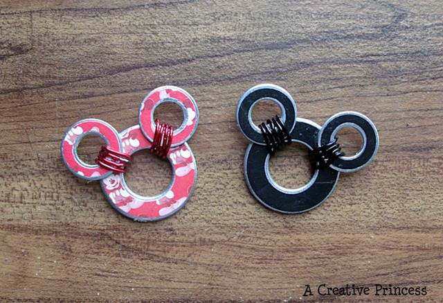 46 DIY mickey mouse charms