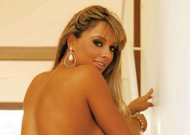 Juliana Salimeni Playboy Argentina Julio 2011