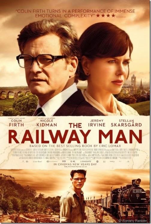 Railway Man Poster