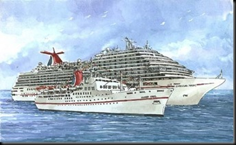 CARNIVAL MAGIC compared to MARDI GRAS