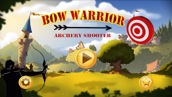 Screenshot of Bow Warrior: Shooting Game