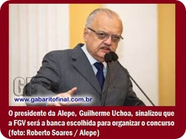 Presidente Alepe Guilherme Uchoa - FGV