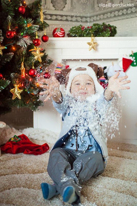 Детский новогодний фотопроект Рождественские мечты. 29. Миша Паньков-25