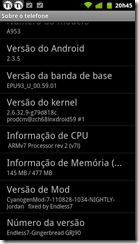 CyanogemMod 7-Milestone2