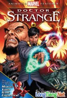 Phù Thủy Tối Thượng - Doctor Strange Tập 1080p Full HD