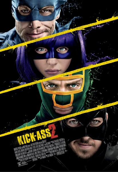 G�ster G�n�n� 2 | Kick-Ass 2 | 2013 | 1080p | BluRay | x264 | DUAL