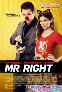 Người Đàn Ông Hoàn Hảo 2015 - Mr. Right (2015)