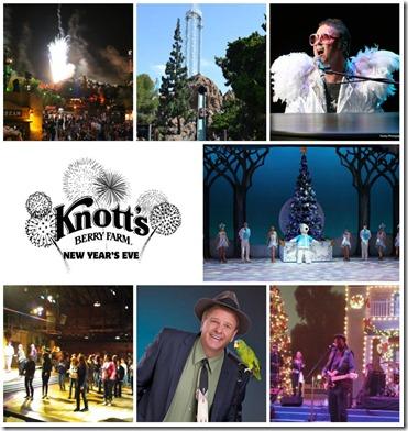 knott's NYE