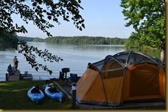 42 tent kayak