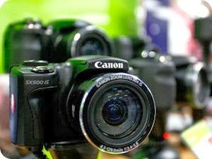Câmera da Canon: políticas tornaram mais lucrativo para algumas fabricantes produzir e exportar de seu país de origem