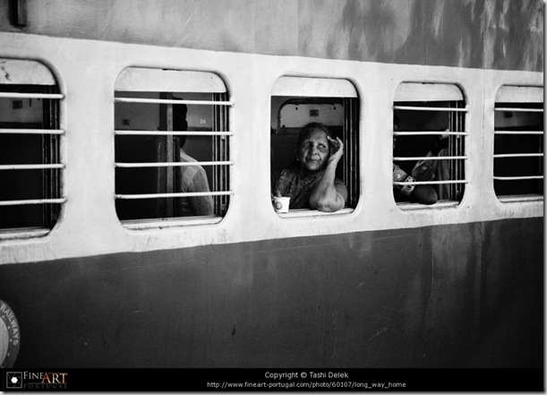 Long way home © Tashi Delek