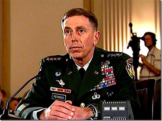 David Petraeus - 4 star general