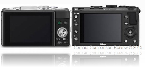 Panasonic GF6 vs Nikon COOLPIX A