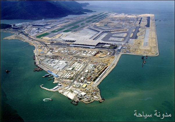 مطار هونغ كونغ