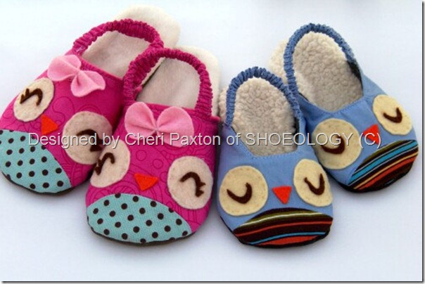 Shoelogy kids slippers