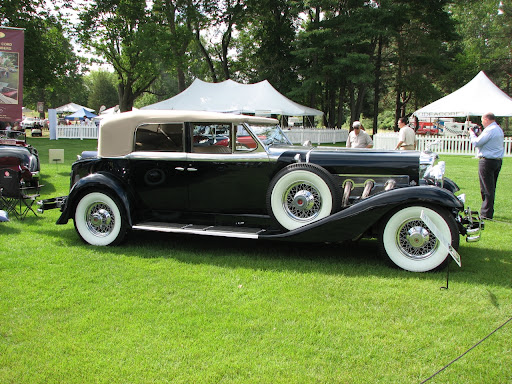 1936 Duesenberg J Convertible