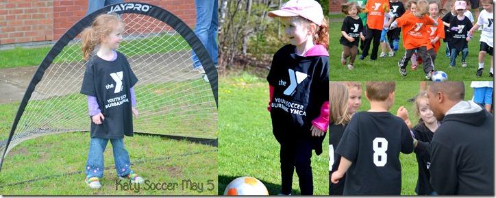 Katy Soccer storyboard