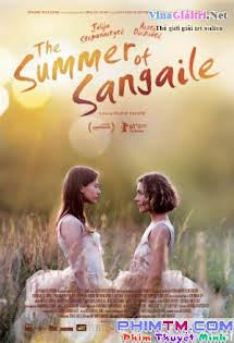 Mùa Hè Của Sangaile - The Summer Of Sangaile
