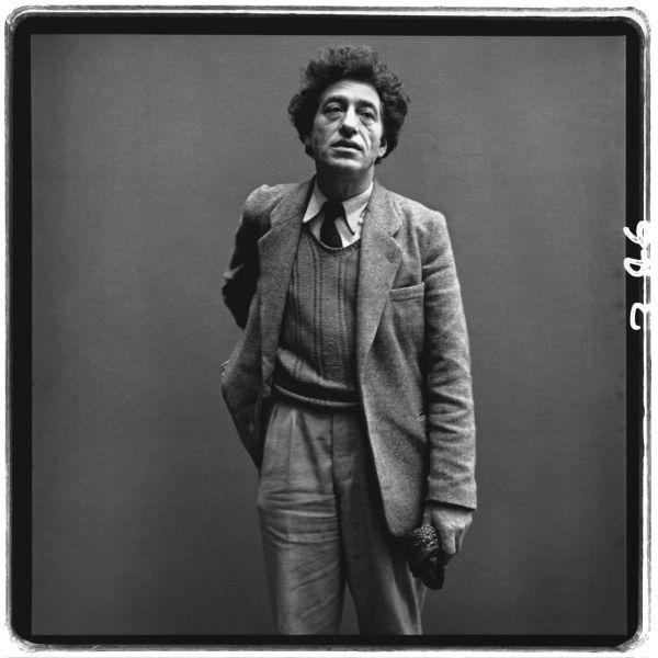 Richard Avedon [ Alberto Giacometti ] Paris, 6 mars 1958.jpg