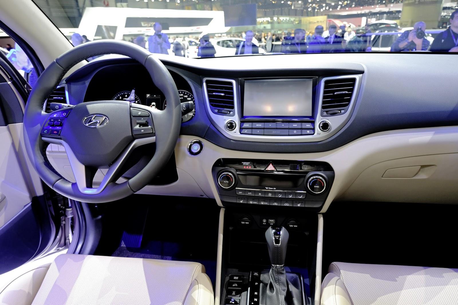 2016 Hyundai Tucson Ağustos Ta T 252 Rkiye De Satışa Sunulacak