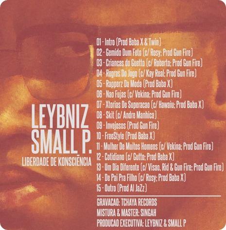 Leybniz & Small P. - Liberdade de Konsciencia
