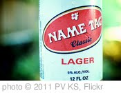 'Name Tag.  Day 316.' photo (c) 2011, PV KS - license: http://creativecommons.org/licenses/by/2.0/