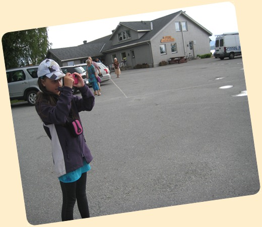 Fotograf Linn Didriksen (11år)