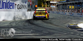 Cameron McConville, WOW Holden Commodore