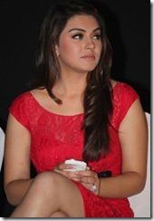 Actres Hansika Motwani at Settai Movie Audio Launch Photos