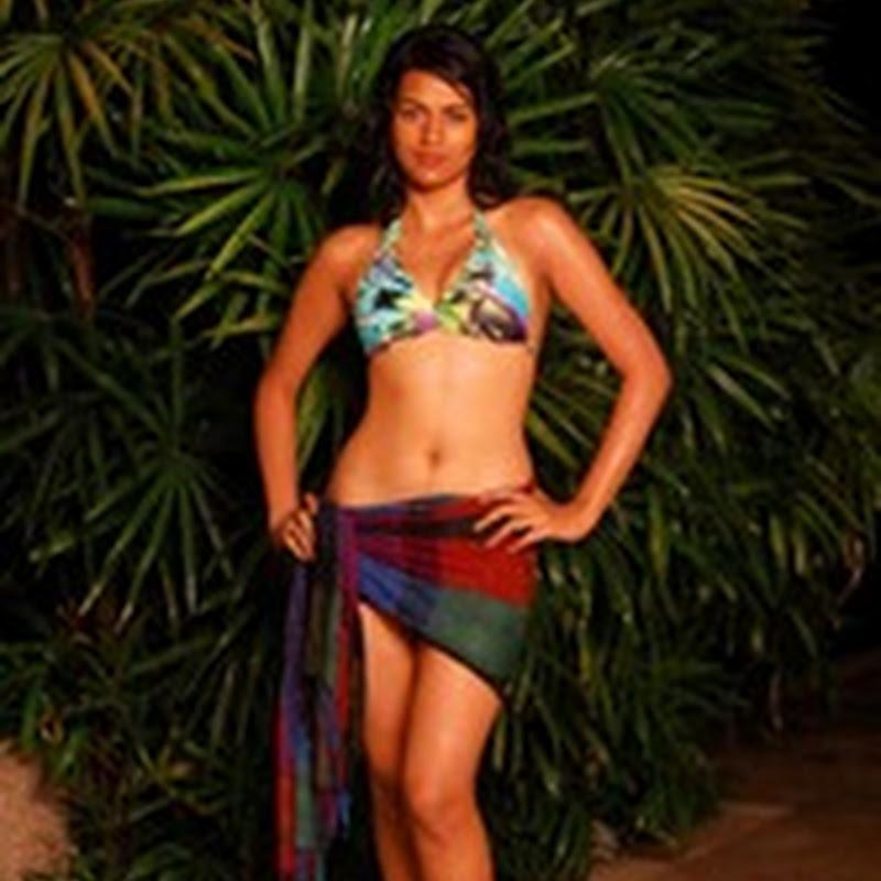 Shraddha Das Hot Bikini Stills
