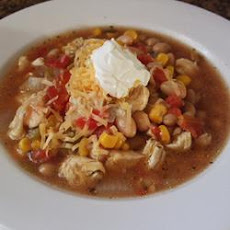 White Bean Chicken Chili