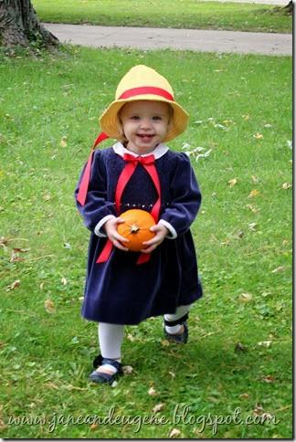 Madeline Costume 5