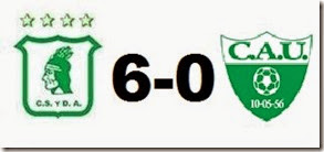 CSDA 6 Union 0
