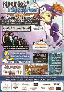 SP - Ribeirão Preto Anime Fest