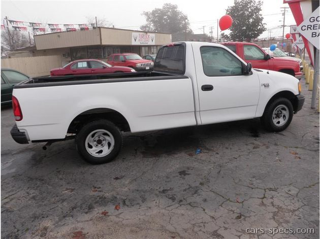 2004 ford f 150 heritage regular cab specifications. Black Bedroom Furniture Sets. Home Design Ideas