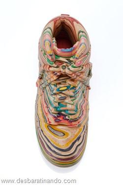arte esculturas com skate reciclado desbaratinando  (11)