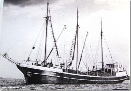 50-0 Koivisto v. 1950
