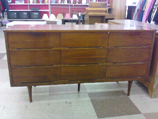 The Parkland Project Salvation Army Furniture Finds